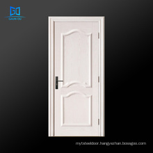 White Veneer Doors For Hotels Room Traditional Wood Grain GO-TG