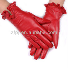 2013 ladies leather ansell gloves
