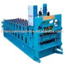 Fabricante de máquina de moldagem de rolo de camada dupla, máquina de moldagem de dupla plataforma, máquina de rolo de dupla camada