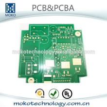 2 layers FR4 green ENIG washing machine pcb board