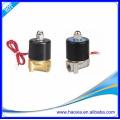 HAOXIA direktes Messing Mini Wasser Magnetventil 2W025-06