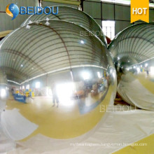 Centerpiece PVC Mirror Balloon Disco Inflatable Mirror Ball Decorations