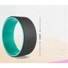JW Low MOQ High Quality Foam Circle ABS Ring Wholesale Customized Yoga Pilates Wheel