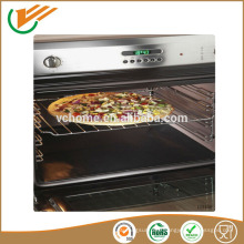 Non-stick and Reusable non stick silicone coated fiberglass for oven liner