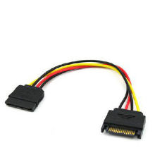 20CM 15 Pin SATA Power Extension Cable