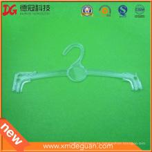 Niño ropa de plástico rack con clip