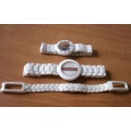 zirconia ceramic watch case strap