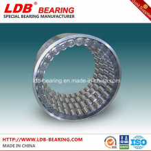 Four-Row Cylindrical Roller Bearing for Rolling Mill Replace NSK 390RV5521