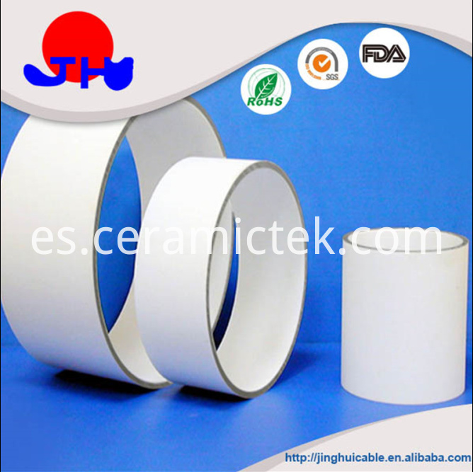 Metallized Ceramic Pipe
