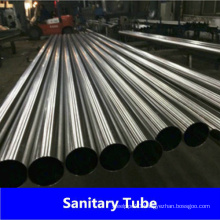 China Factory DIN11850 Stainless Steel Welded Dairy Tube