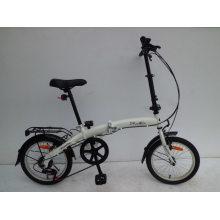 "Vélo / vélo pliant en acier de 16 ""(FD16)"