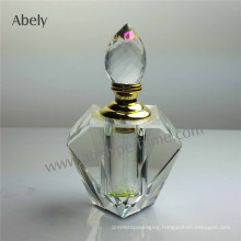 Clear Perfume Oil Bottles of Cosmetic Glass Bottles