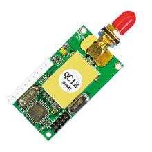 Соответствующий стандартам CE / FCC модуль радиоданных доступен на частотах от 420 до 450,3 МГц (SRWF-501-50)