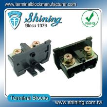 TA-150 Industrial Din Rail Type 150 Amp Telephone Terminal Block
