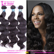 Wholesale Aliexpress Hair Machine Made Double Weft Virgin Hair Extension
