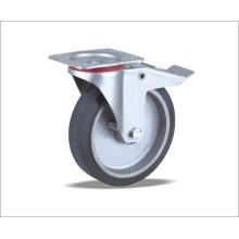Вращающийся колпачок с эластичным резиновым колесом