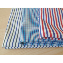 Stripes Shirt Fabric Yarn Dyed