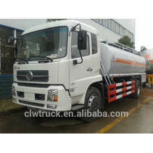 Dongfeng Tianlong 25000 litres fuel tanker truck capacity