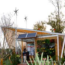 Solar & énergie éolienne, solaire & vent du système hybride