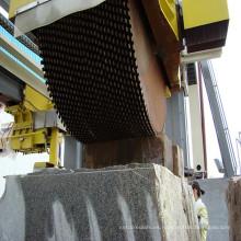 1200mm Multi hoja de sierra para cortar bloques de granito (SUGSB)