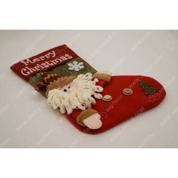 Санта-Клаус рождественские чулки