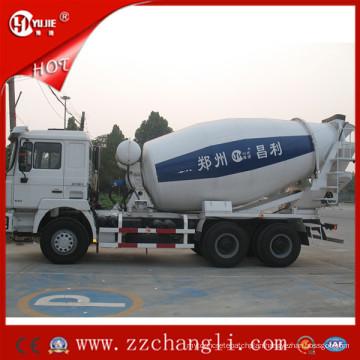 Light Concrete Mixer Truck, Mobile Concrete Mixer Truck