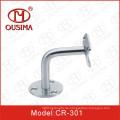 Edelstahl 304 Glas Regal Bracket verwendet in Treppen Handlauf (CR-301)