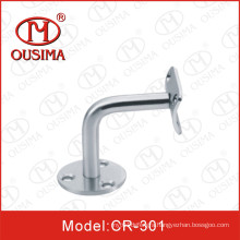 Stainless Steel 304 Glass Shelf Bracket Used in Stairs Handrail (CR-301)