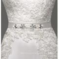 2016 neue design bodenlangen lace up slim-line stickerei designs für hochzeitskleid