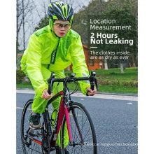 Made in China Hot Sale Adult Sports Raincoat Jacket Waterproof Breathable Bike Jacket Cycling Wear