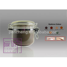 Tattoo pigment ink Eyebrow Light Brown-powder for OEM/ODM