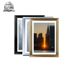popular wholesale silver black gold 11x14 aluminum picture frames