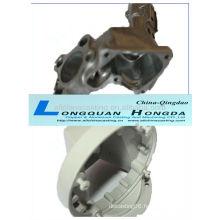 brass impeller castings
