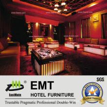 Роскошный диван-кровать для дивана KTV (EMT-KTV01)
