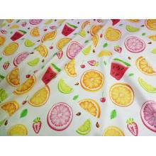 Текстиль 100% полиэстер разных типов ткани