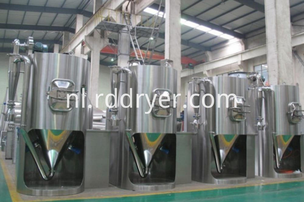 High Speed Centrifugal Spray Dryer for Liquid Drying
