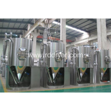 LPG animal blood / whey / algae spray dryer