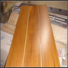 Household/Commercial Engineered Teak Wood Flooring/Parquet Flooring