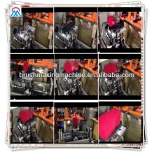 Meixin 2014 chaud 5 axe balais ou brosse faisant la machine à vendre
