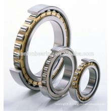 Roulement à rouleaux cylindriques à une rangée, châssis en acier chromé, roulements à rouleaux RN334M