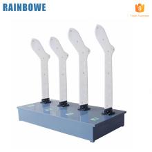Máquina de alta eficiencia de ajuste de prensa de calor mini máquina de embarque de calcetines