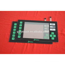 12 inch 4 wires resist flexible touch panel with thin Film