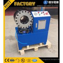 3 anos de garantia, Ce Certificated, ISO 9001 máquina de friso da mangueira