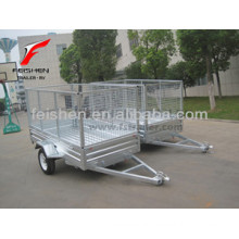 Tipping cage trailer 600mm/900mm cage