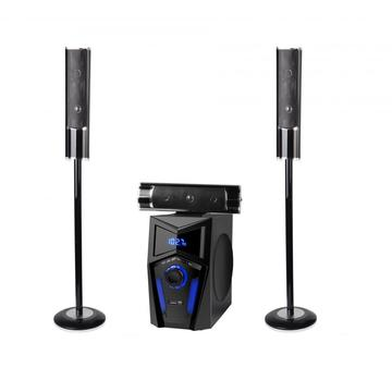 Altavoces de torre Bluetooth con subwoofer