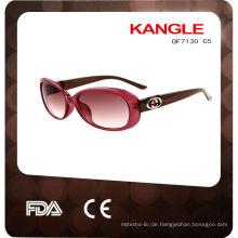 2014 gute Qualität & große Kunststoff-Sonnenbrille