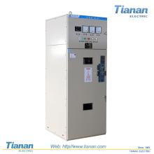 Appareil de commutation en métal métallique 12kv AC, interrupteur électrique à haute tension Commutateur de distribution de puissance