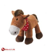 Personalizado de diseño OEM caballo de peluche
