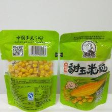 Alimentos saludables de maíz para comer