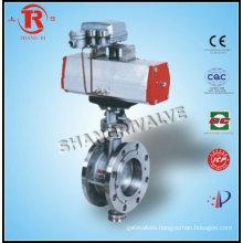 Standard ansi butterfly valve